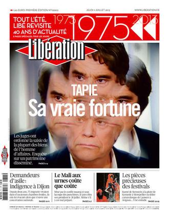 # TAPIE EMBLEMATIQUE DE CE QUE LE SYSTEME FAIT DE PIRE … | Luc MICHEL's Transnational Action | LUC MICHEL - LE BLOG | Scoop.it