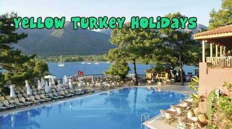 New Yellow Turkey Holidays | Brennerjanos | Scoop.it