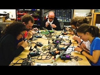 Science on the SPOT: Open Source Creativity - Hackerspaces | The Next Edge | Open reuse | Scoop.it