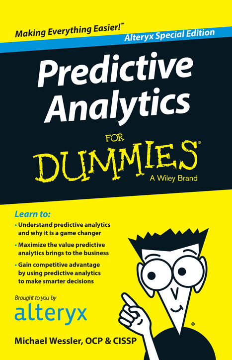 Predictive Analytics for Dummies | Statistics  and Predictive Analysis (Big Data) | Scoop.it