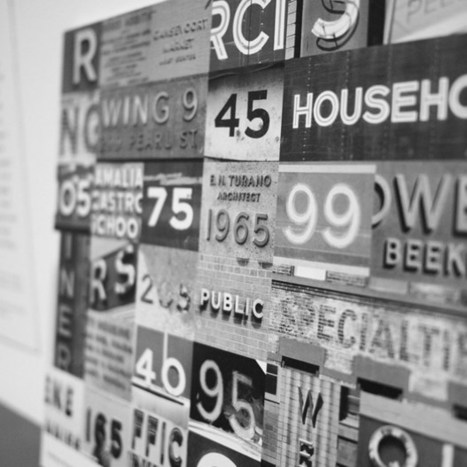 How new technology is reinventing typography (Wired UK) | News we like | Scoop.it