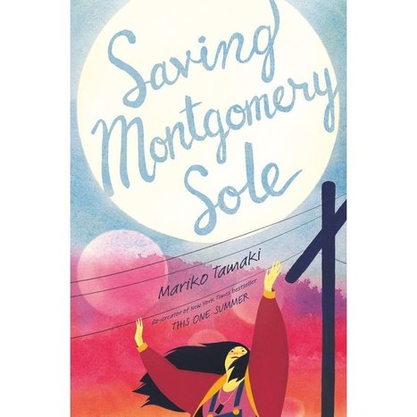 a review of Saving Montgomery Sole | Young Adult Novels | Scoop.it