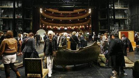 L'Opéra du Rhin lève un coin de rideau sur ses secrets | Actualités Alsace | Scoop.it