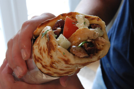 Chicken Gyro - The Food in my Beard | yums | Scoop.it