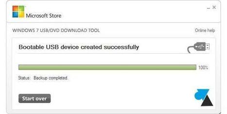 Créer une clé USB pour installer Windows 10 | Moodle and Web 2.0 | Scoop.it