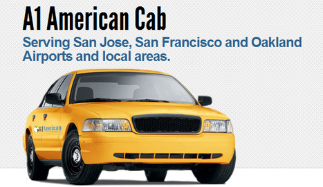 Mountain View Local Taxi Service to San Francisco, San Jose & Oakland Airport | Mountain View Taxi Cab Services | Scoop.it