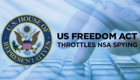 Patriot Act - Now the USA Freedom Act   Criminal Justice in America   Scoop.it