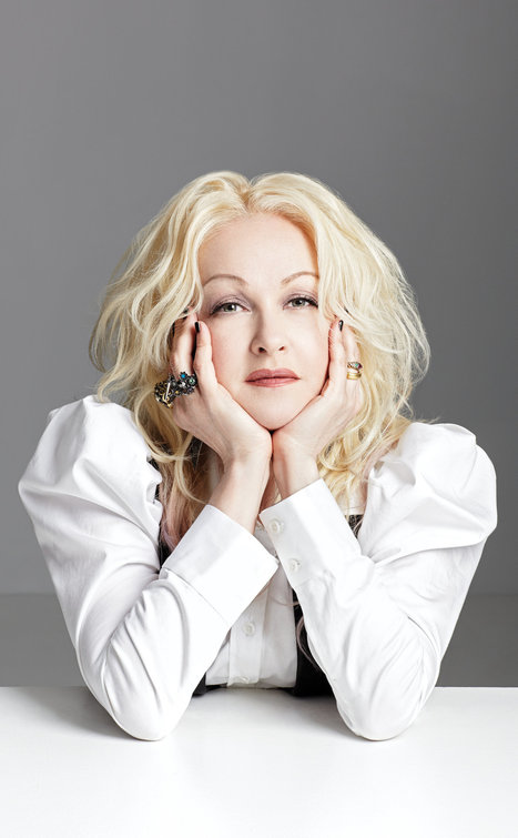 'Cyndi Lauper: A Memoir' | Thinking, Speaking, and Writing | Scoop.it