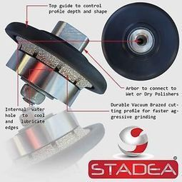 Diamond Radius Profile Wheel | Diamond Polishing Pads, Shopnsavemart | Scoop.it