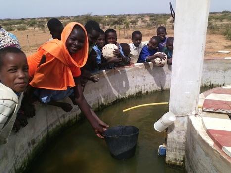 Journée mondiale de l'eau - S'il vous plaît, dessine-moi  une école... | Fondation Sylla Caap | Scoop.it
