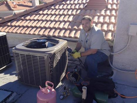 Looking for an experienced Air Conditioning Contractor in Las Vegas, NV? | Wrich Air Cooling Heating | Scoop.it