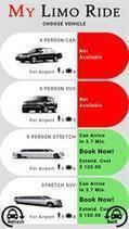 My Limo Ride Launches On Demand Sedan Car and Limousine Booking App   Destiny Limousine Ltd Vancouver BC   Scoop.it