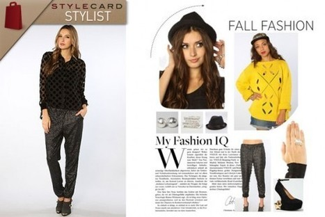 StyleCard Stylist: The Knitted Sweater | StyleCard Fashion Portal | Fashion for all man kind | Scoop.it