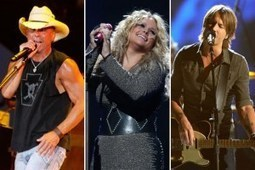 Hottest Country Tours 2013 | Country Music Today |