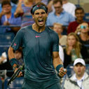 US Open: Rafael Nadal drops just four games in one-sided rout   watch live tennis   Scoop.it