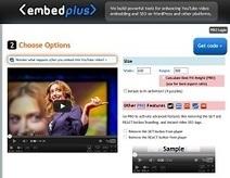 Personnalisez les vidéos YouTube avec un lecteur amélioré | Pédagogie et web 2.0 | Scoop.it