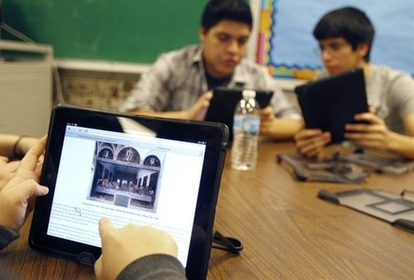 'SimCity' educational? Ontario Grade 3s learn social studies with iPad game | iPads in college education | Scoop.it
