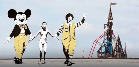 Dismaland : L'expo secrète de Banksy prend forme au Royaume-Uni | Coaching & Creativity | Scoop.it