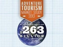 New Adventure Tourism Report Reveals $263B Market, Up 65% Per Annum Since 2009 - Travelandtourworld.com | PE outdoors | Scoop.it