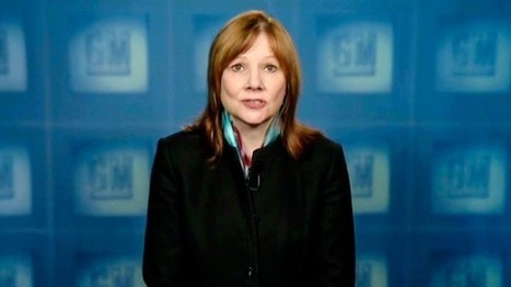 GM's recall scandal: A scorecard on CEO Mary Barra - Fortune | Crisis Control | Scoop.it