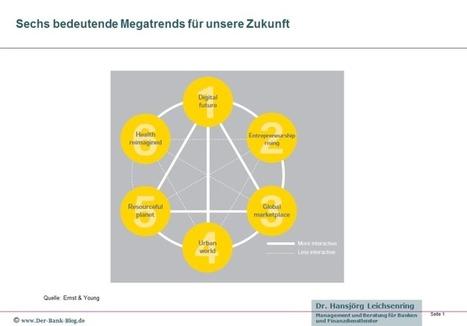 Sechs Megatrends, die unsere Zukunft verändern | DESIGN THINKING | methods & tools | Scoop.it