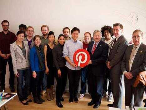 Pinterest Is Now A $2.5 Billion Company | Everything Pinterest | Scoop.it