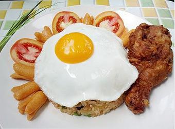 ข้าวผัดอเมริกัน (American Fried Rice)   สูตรอาหาร   Daifuku   Scoop.it