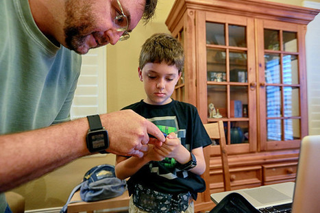 Tech-Savvy Families Use Home-Built Diabetes Device | Diabetes tipo II y como cuidarse | Scoop.it