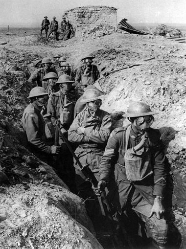 Quand l' #Europe inventait l'usage massif de l'arme chimique ( #iprite 1915 ) | Anti-Exploitation | Scoop.it