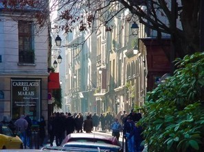 A perfect stroll in the Marais | AvenueStory Blog | Blogs about Paris | Scoop.it