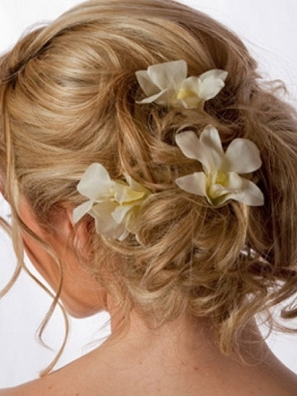 45 Gorgeous And Latest Bridal Hairstyles for 2014 | Latest Hairstyles-Hairstyles Pictures | Scoop.it