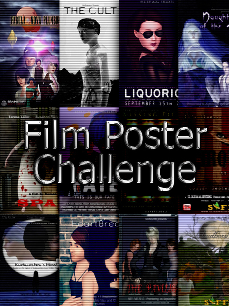 Topic: Film Posters SIFF Spring 2014 | Machinimania | Scoop.it