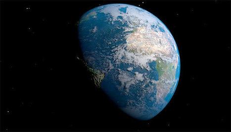 Planeta Tierra continúa movimiento de rotación y traslación « El ... | geografía | Scoop.it