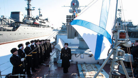 Russian Navy to send permanent fleet to Mediterranean — RT News | Global politics | Scoop.it