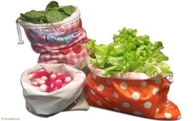Conserver les légumes plus longtemps avec un sac à salades - RTL.fr | Alimentation Ressourçante | Scoop.it