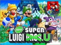 Commande le jeu vidéos New Super Luigi U chez Jeux Précommande | Précommande et réservation de jeux vidéo | Scoop.it