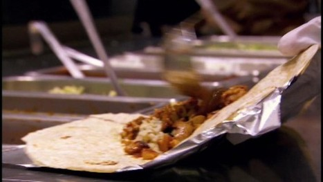 Behind the Counter: Inside Chipotle: Video | Scratch Cooking | Scoop.it