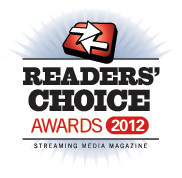 2012 Readers' Choice Awards Winners - Streaming Media Magazine | mvpx_Vid | Scoop.it