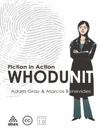 Fiction In Action : Whodunit by ABAX America | 2.0 Tools... and ESL | Scoop.it