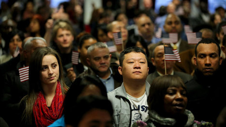 Immigration Remakes and Sustains New York, Report Finds | Human Geography | Scoop.it
