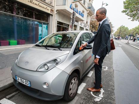 Lutte anti-pollution : ils ont bénéficié des aides de la mairie | Paris se mobilise pour le climat | Scoop.it