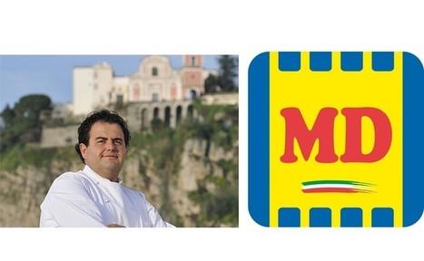 Sui volantini MD le ricette di Gennaro Esposito | myfruit - frutta e verdura | Scoop.it