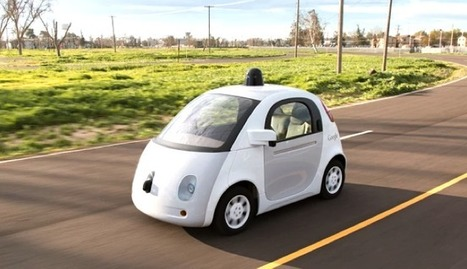 Google's Self-Driving Car about to Hit Public Roads | Automobile Technology | Scoop.it