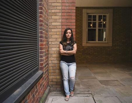 Zaina Erhaim, syrienne et journaliste de l'année | Femmes en mouvement | Scoop.it