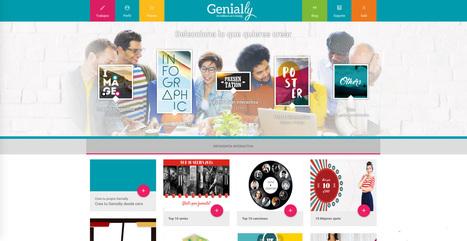 ¡¡La nueva versión de Genially ya está aquí!! - Do it genially | Mi clase de primaria | Scoop.it
