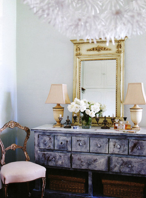 decorista daydreams (a little bit of french.) | GirlyGlamHome | Scoop.it