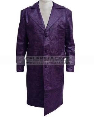 Suicide Squad Joker Leather Coat   Celebsjacket.com   Scoop.it