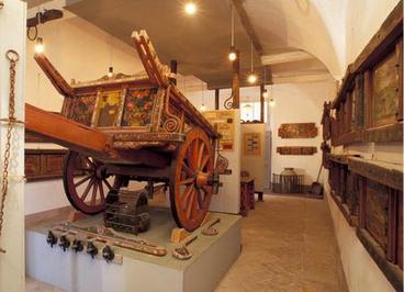 17 maggio: Salterellando nel passato al Museo del Biroccio di Filottrano | Marche for Family | Scoop.it