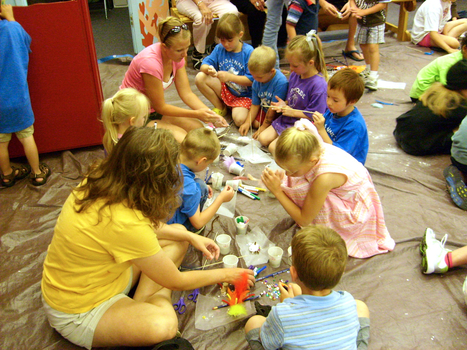 A MakerSpace & Maker Corps at The Great Falls Public Library | The ... | Makerspaces + Libraries | Scoop.it
