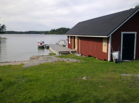 Enjoying a day off in the Finnish Archipelago. Peace and quie... on Twitpic   Finland   Scoop.it